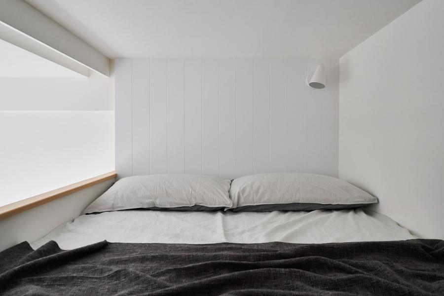Thiết kế căn hộ diện tích nhỏ 10