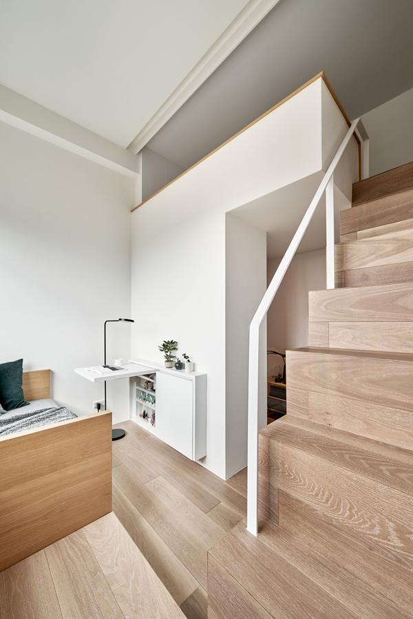 Thiết kế căn hộ diện tích nhỏ 3