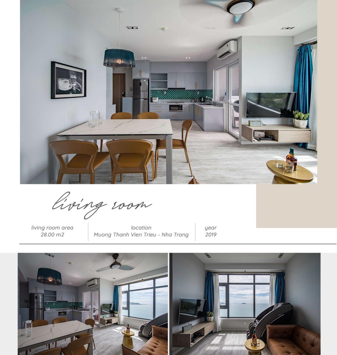 Thiết kế nội thất Mường Thanh Viễn Triều